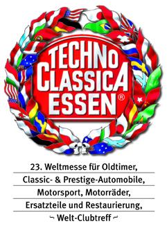 Techno Classica in Essen